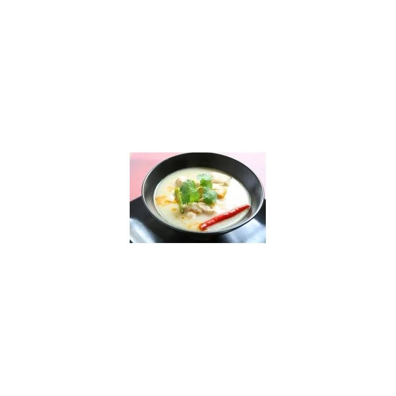 Soupe de poulet  (Tom ka kay)