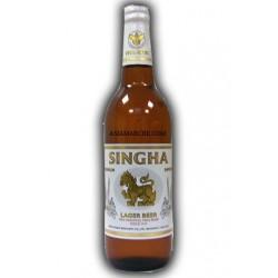 Bière SINGHA Thai