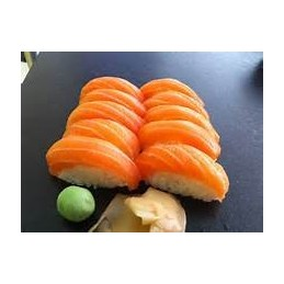 SALMON PASSION  NIGIRI, 10 pc