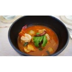 Soupe de crevettes (Tom yam...