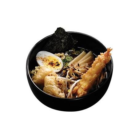 Soupe Ramen SHOYU crevette tempura