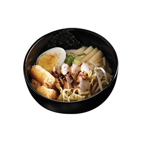 Soupe Ramen TONKOTSU  au poulet panné