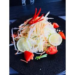 Salade de papaye verte (...