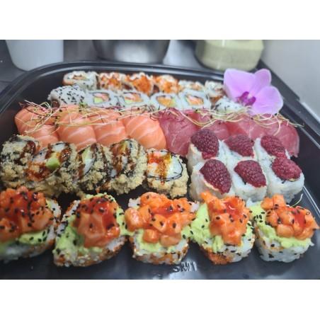 MiaMi  Sushi Box  36 - Exclusif au Duo lausanne