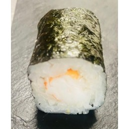 Maki crevette cuite, 6p