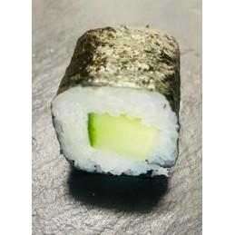 Maki concombre, 6p