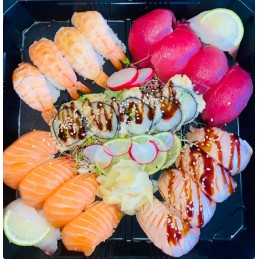Events Sushi Box 65