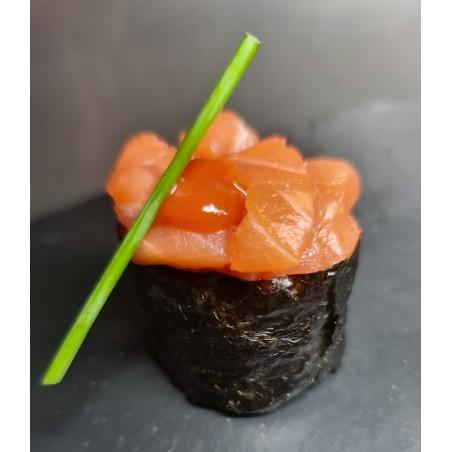 Gankan saumon spicy, 2p