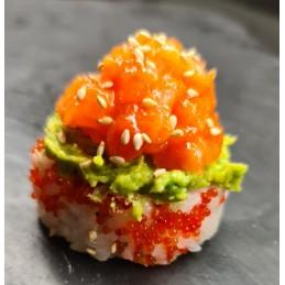 Maki Orange Velvet  5p