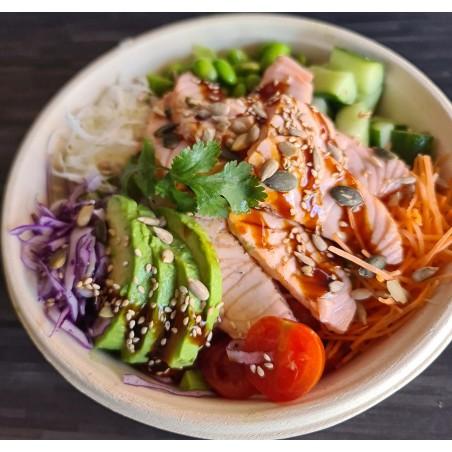 NEW: Poké Bowl Saumon saisi & Sésame