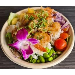 NEW: Poké Bowl crevettes...